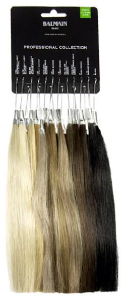 Haarsträhnen Farbring HH + FH Fill-In
