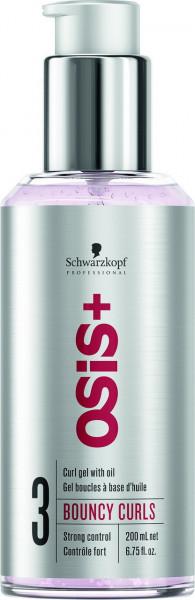 Osis++ Bouncy Curls Lockenstyling Öl-Gel