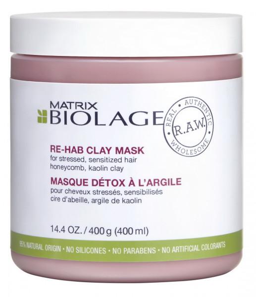 Biolage RAW Re-Hab Maske