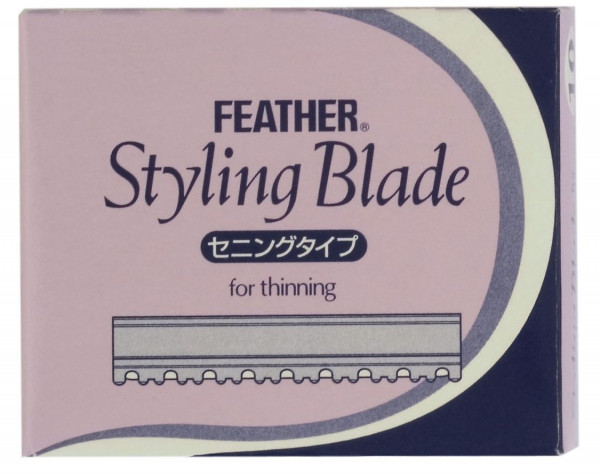 Feather Klingen Effilier (Sebastian)
