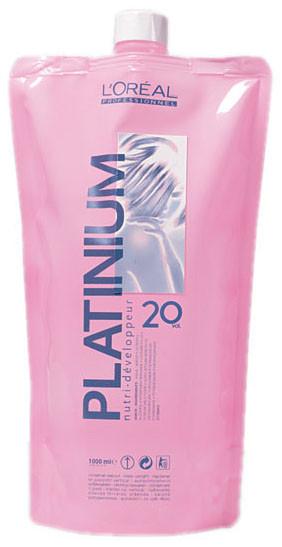Platinium Nutri Entwickler 6% - 20 Vol.