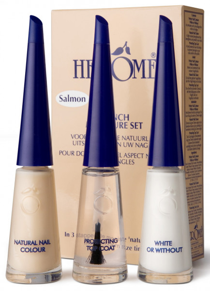 Herome French Manicure Set