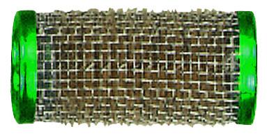 Drahtwickler + Borste 32 mm grün