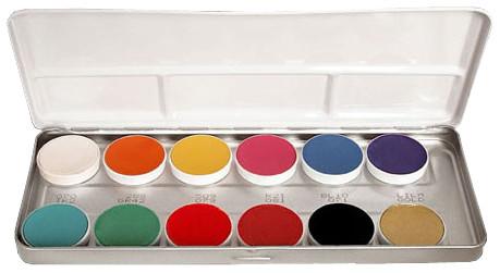Supra Color Palette B 12er