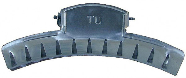 Wasserwellklammern Alu 9cm