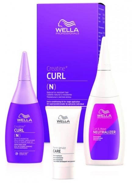 Wella DW Curl Creatine + N/R Set