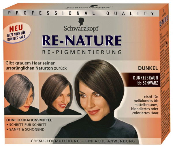 Re Nature Creme Damen dunkel