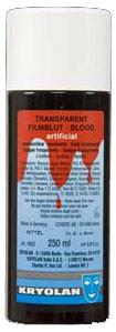 Filmblut-Transparent