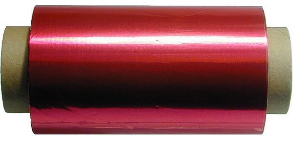 Alufolie rot 12cm x 150m, 15µm