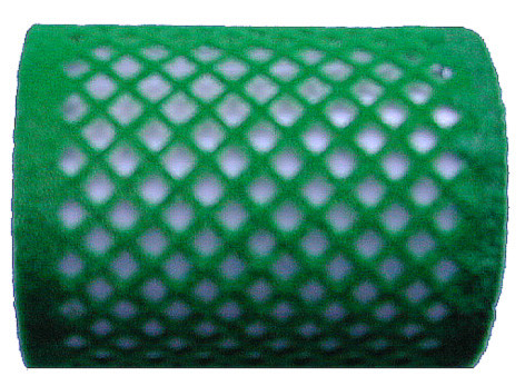 Samtwickler 50 mm grün groß