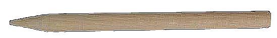 Knüpfnadelhalter Holz