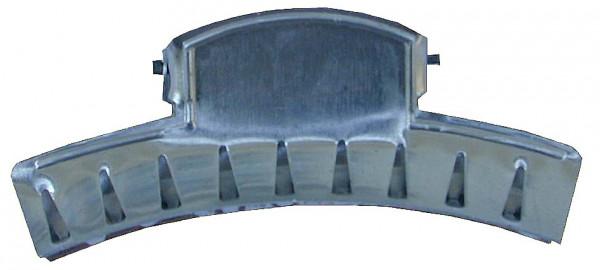 Wasserwellklammern Alu 7cm