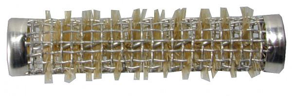Drahtwickler + Borste 11 mm silber