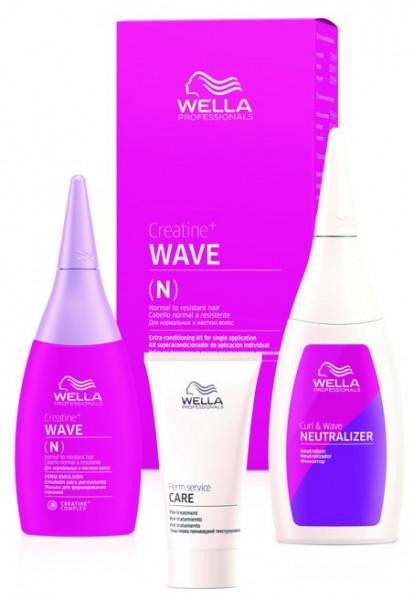 Wella DW Wave Creatine+ N/R Set