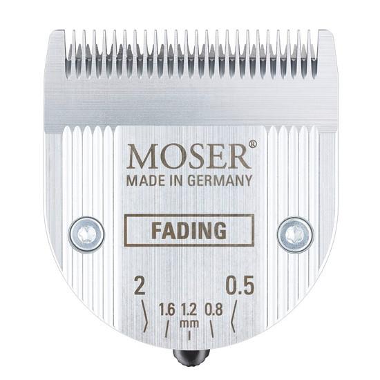 Moser 1854 Genio Plus Kopf FADE