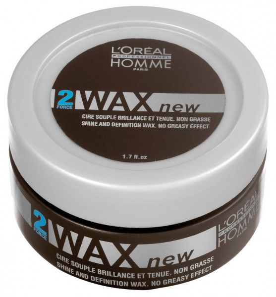 Homme Styling Wax - Glanzwachs