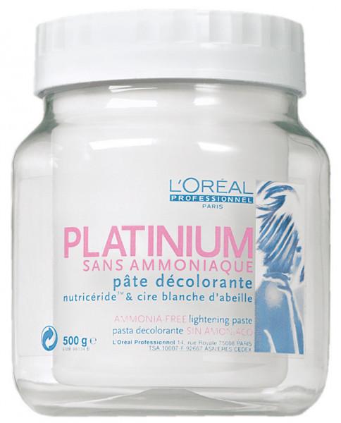 Platinium Blondierpaste ohne Ammoniak