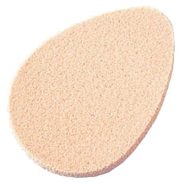 Schwamm Make up Oval ø=7cm