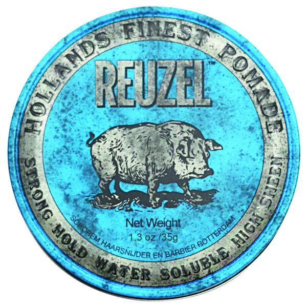 Reuzel Pomade blue