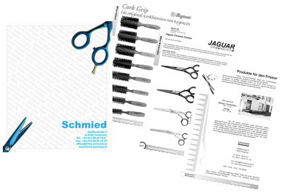 Katalog Schmied + Preisliste Friseur