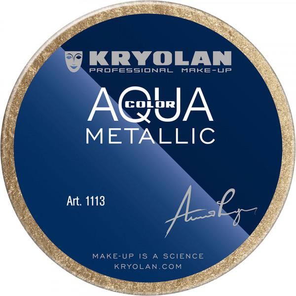 Aqua Color Tgl. Metallic