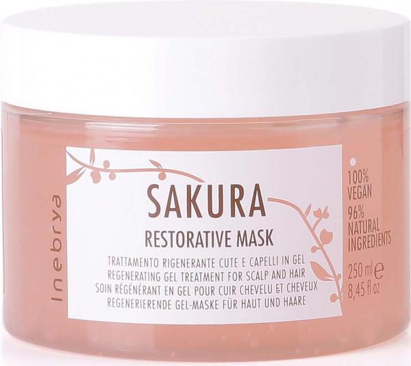 Inebrya Ice Sakura regenerative Maske