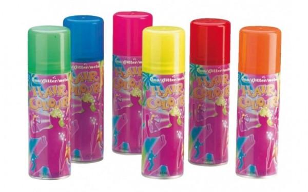 Glitterspray Hair Color