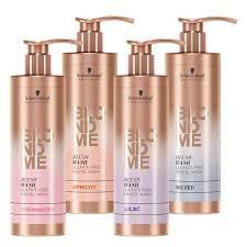 BlondMe Shampoo Blush Wash