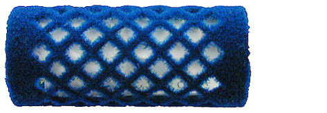 Samtwickler kurz 21 mm blau