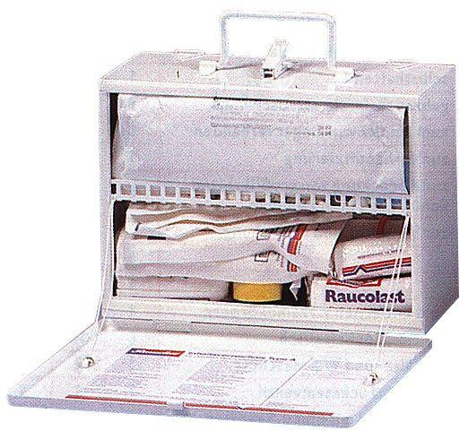 Verbandskasten Metall Typ1 bis 5 Personen