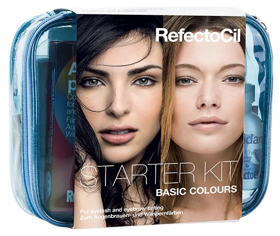 RefectoCil Wimpernfarbe Starter Kit - Basic