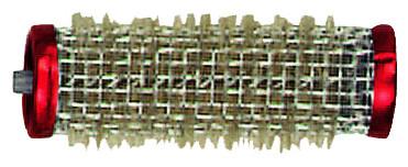 Drahtwickler + Borste 18 mm rot