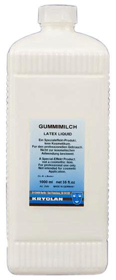 Gummimilch