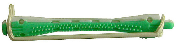 DW-Wickler Perm kurz 06mm weiß-grün