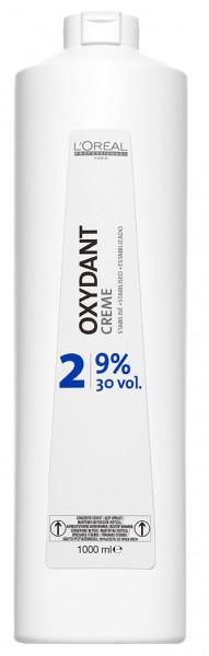 9% Creme Loreal - 30 Vol.