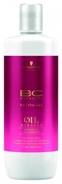 BC Oil Miracle Brazilnut Shampoo