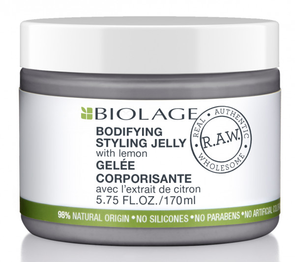 Biolage RAW Styling Bodyfying Styling Jelly