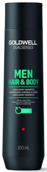 Duals Men Hair & Body Shampoo