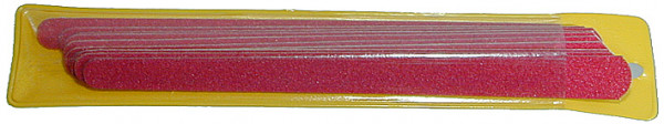 Papierfeilen lang 18 cm
