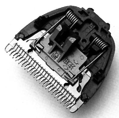 Panasonic Kopf ER 2302+2301+230