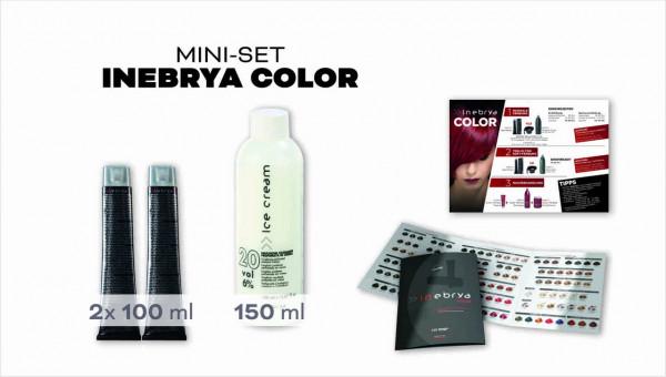 Inebrya Farbe Set 2er mini