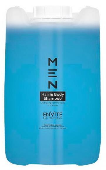 Dusy EnVite Men Hair&Body Shampoo