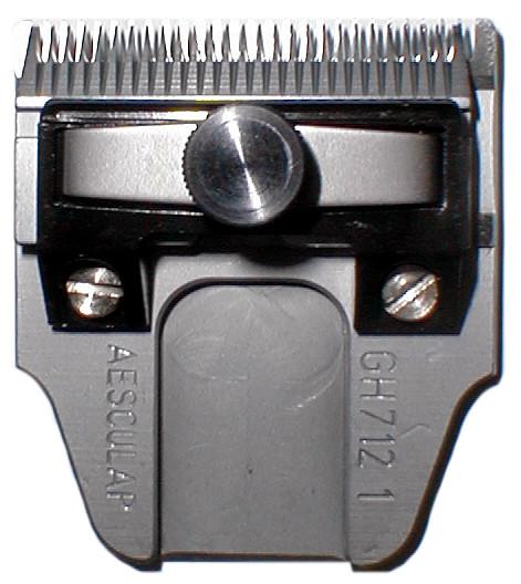 Aesculap Schneide-Kopf 1/10mm - 46mm breit