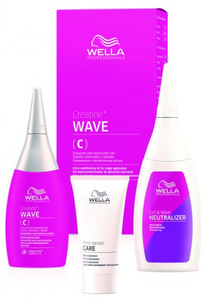 Wella DW Wave Creatine+ C/S Set