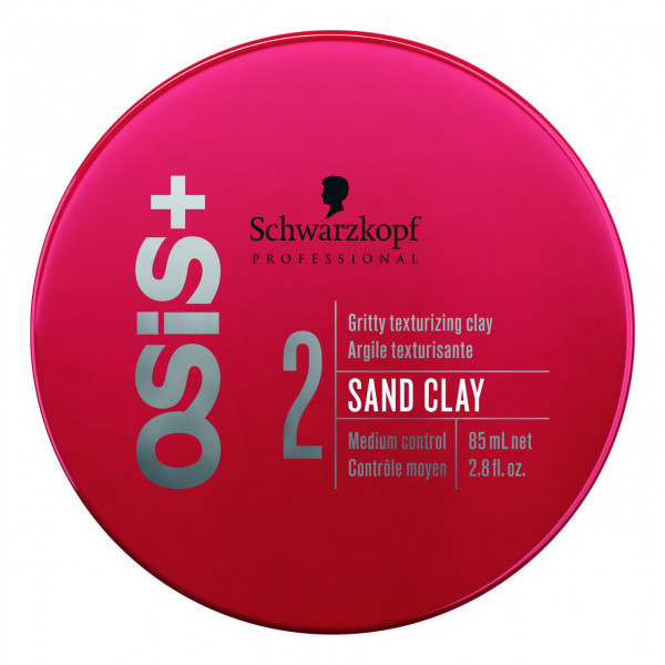 Osis++ Sand Clay - Strukturierende Stylingcreme