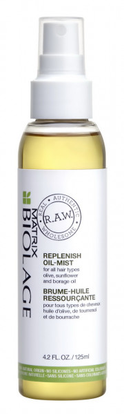 Biolage RAW Replanish Oil Spray