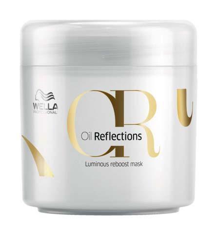 Wella Oil Reflections Maske