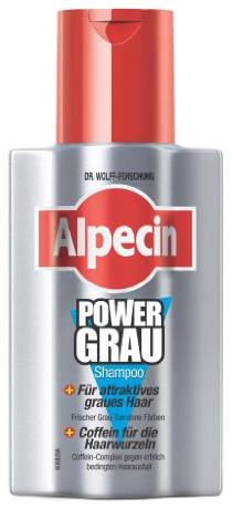 Alpecin Shampoo Power-Grau