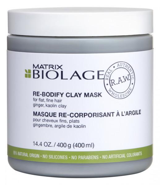 Biolage RAW Re-Bodify Maske