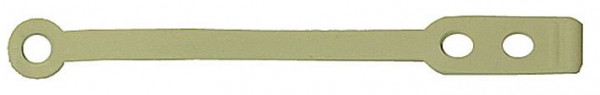 DW-Gummilaschen flach lang 90mm